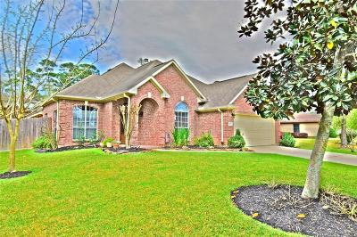 Montgomery Single Family Home For Sale: 3038 Lake Island Drive