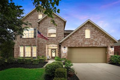 Tomball Single Family Home For Sale: 17311 Stamford Oaks Drive