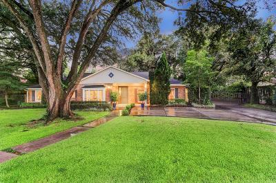 Houston Single Family Home For Sale: 5007 Doliver Drive