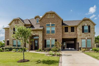 Richmond Single Family Home For Sale: 6010 Crystal Water Drive