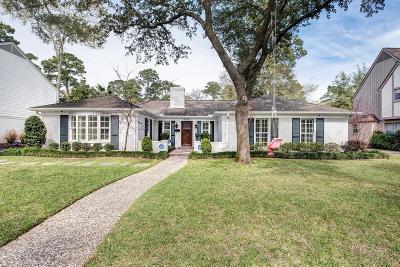 Houston Single Family Home For Sale: 13402 Queensbury Lane
