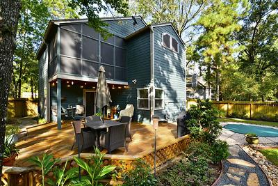 The Woodlands Single Family Home For Sale: 2 Shallow Pond Court