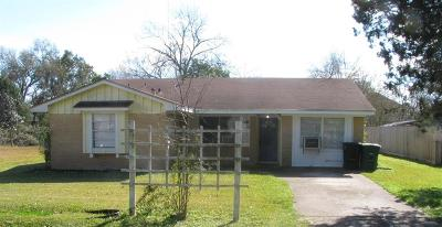 Houston Single Family Home For Sale: 8410 Wayfarer Lane