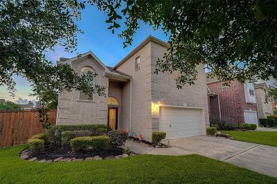 Houston Single Family Home For Sale: 1467 Sherwood Park Circle