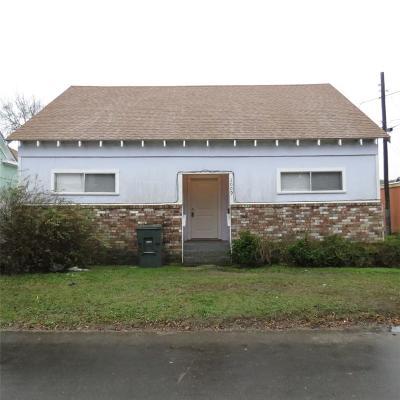 Galveston Rental For Rent: 3009 Ave L