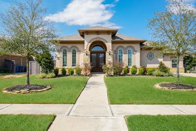 Katy TX Single Family Home For Sale: $530,000