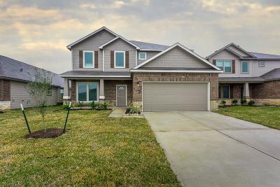 Rosharon Single Family Home For Sale: 6827 Altadena Lane