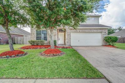 Pearland Single Family Home For Sale: 4702 Meridian Park Drive