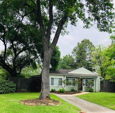 Houston Single Family Home For Sale: 982 W 42nd Street