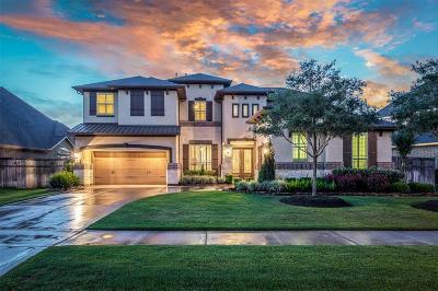 Fulshear Single Family Home For Sale: 27722 Burnett Hills Lane