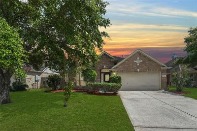 League City Single Family Home For Sale: 1025 Walnut Pointe