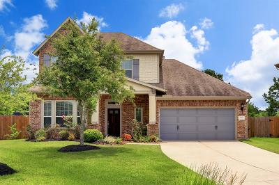 Single Family Home For Sale: 4402 Green Forest Pass