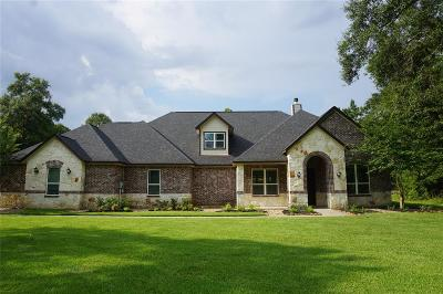 Huffman Single Family Home For Sale: 211 Lake Commons Court