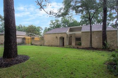 Houston Single Family Home For Sale: 10802 Cypresswood Drive
