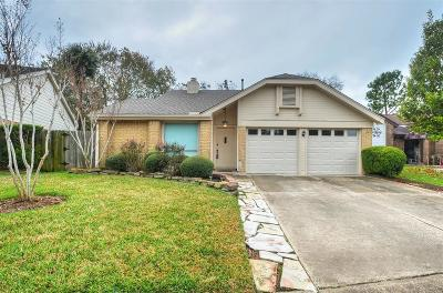 Sugar Land Single Family Home For Sale: 2206 Canebreak Crossing