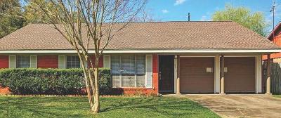 Houston Single Family Home For Sale: 8814 McAvoy Drive