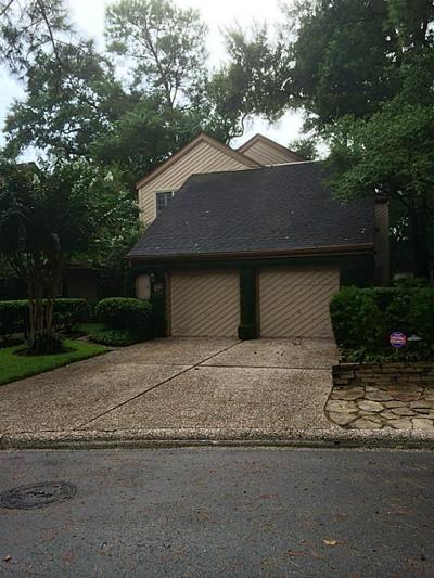 Houston Single Family Home For Sale: 112 Sugarberry Circle Circle