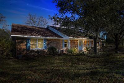 Austin County Farm & Ranch For Sale: 16264 Hinkel Road
