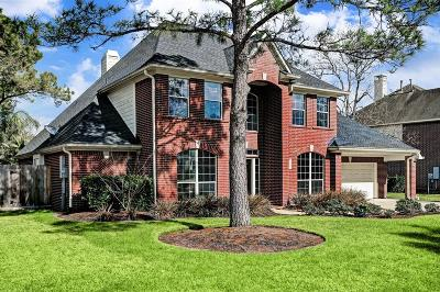 Friendswood Single Family Home For Sale: 807 Morning Dove Lane