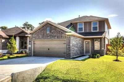 Willis Single Family Home For Sale: 14457 Weir Creek Road