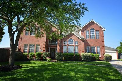 Katy Single Family Home For Sale: 21202 Branford Hills Lane