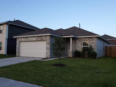 Harris County Single Family Home For Sale: 6114 Borage Street