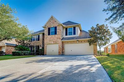 Katy Single Family Home For Sale: 2119 Blue Water Bay Drive