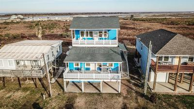 Matagorda Single Family Home For Sale: 141 Beachfront