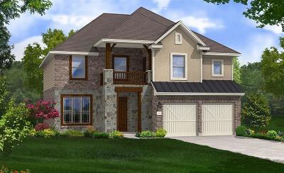Missouri City Single Family Home For Sale: 3802 W Vicksburg Estates Drive
