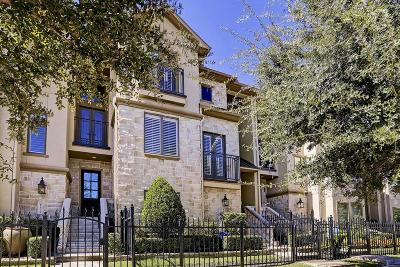 Houston TX Condo/Townhouse Pending: $998,000