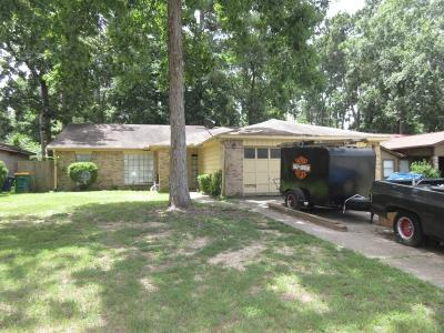 Conroe TX Multi Family Home For Sale: $150,000