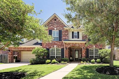 Katy Single Family Home For Sale: 5619 Statfield Glen Lane
