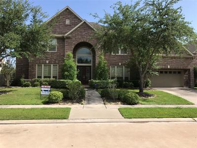 Sugar Land Single Family Home For Sale: 7614 Sheffield Court