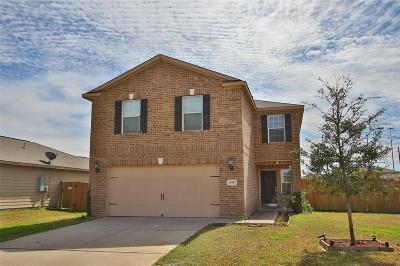 Hockley Single Family Home Option Pending: 24547 Eagles Claw Drive