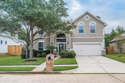 Seabrook Single Family Home For Sale: 2213 Water Way