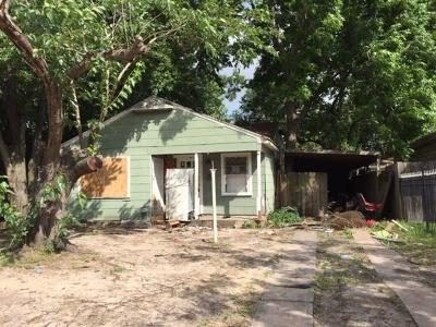 Houston Single Family Home For Sale: 8029 Garland Street