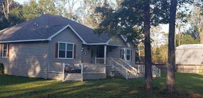 Dayton Single Family Home For Sale: 262 County Road 432