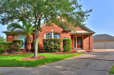Richmond Single Family Home For Sale: 4927 Grapevine Lake Court