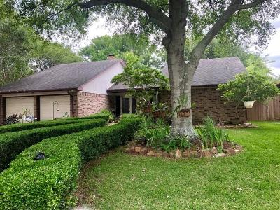 Bay City TX Single Family Home For Sale: $145,000