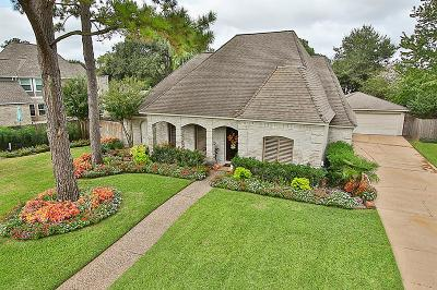 Houston Single Family Home For Sale: 7310 Cart Gate Drive