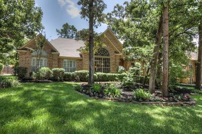 The Woodlands Single Family Home For Sale: 19 Gate Hill Dr Drive