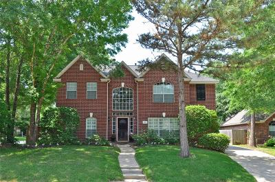 Kingwood Single Family Home For Sale: 3003 Sycamore Tree Court