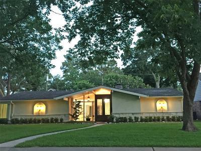 Houston Single Family Home For Sale: 12307 Woodthorpe Lane
