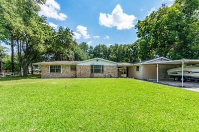 Pasadena Single Family Home For Sale: 5105 Old Vista Road