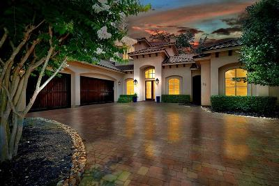 The Woodlands TX Single Family Home For Sale: $1,220,000