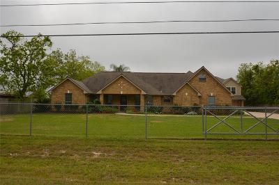 Santa Fe Single Family Home For Sale: 12621 33rd 1/2 Street