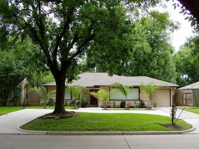 Bellaire Single Family Home Pending: 803 Jaquet Drive