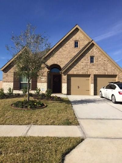 Pearland Single Family Home For Sale: 3306 Primrose Canyon Lane