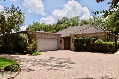 Sugar Land Single Family Home For Sale: 3006 Country Club Boulevard