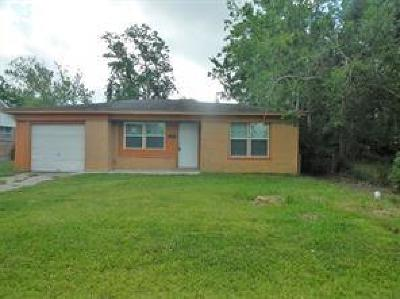 Texas City Single Family Home For Sale: 206 Hemphill Street